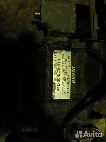 Компрессор кондиционера Toyota, Lexus 1G  89649892108 купить 2
