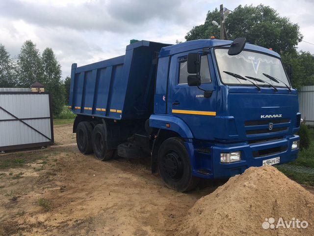 KAMAZ 65115 dump truck