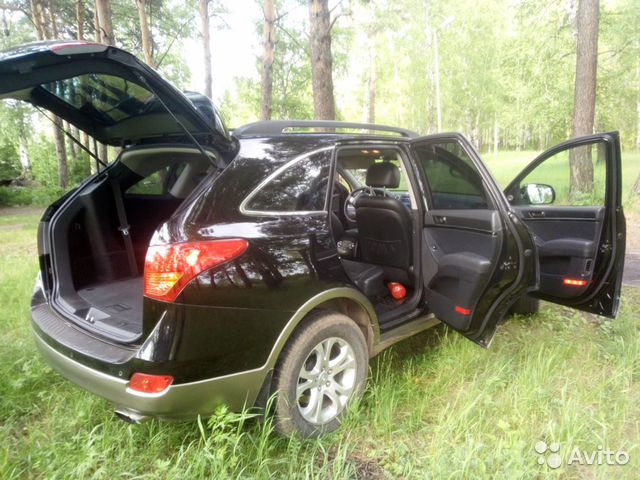 Hyundai ix55, 2012  купить 1