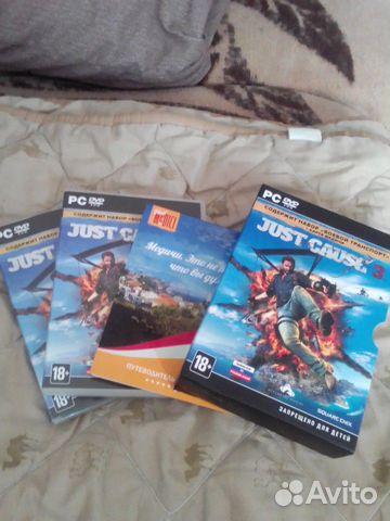 Компьютерная игра Just Cause 3 89005399970 купить 1