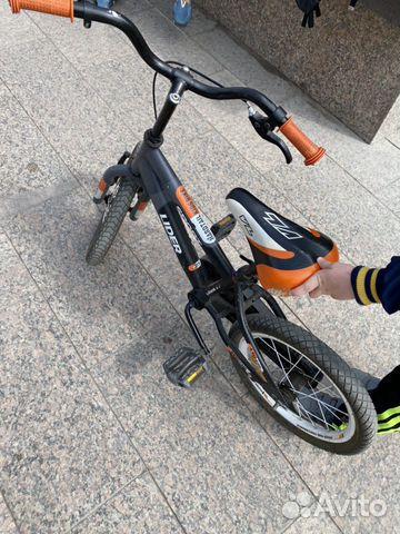 Велосипед 16 89048214738 купить 1