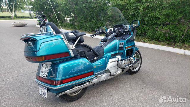 Honda GL 1500 SE 1992г.в купить 8