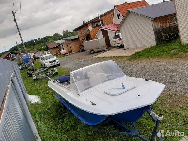 Моторная лодка Сарепта купить 7