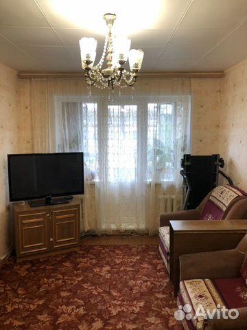 2-room apartment, 46.5 m2, 5/5 floor.  buy 3