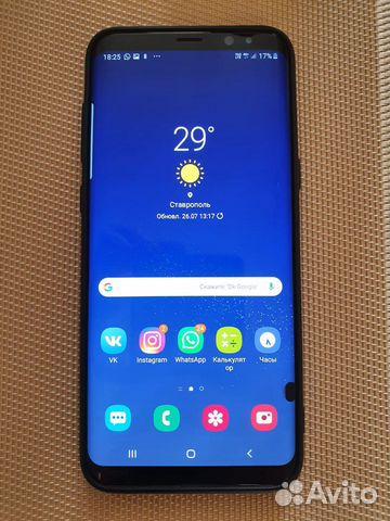 SAMSUNG S8+  89182882226 купить 4