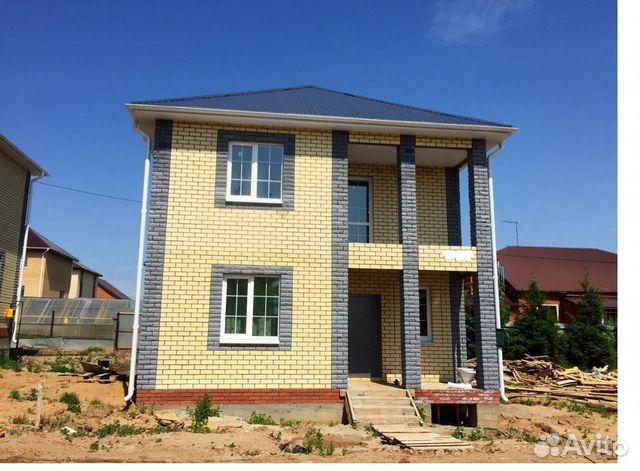 Дом 132 м² на участке 4 сот.