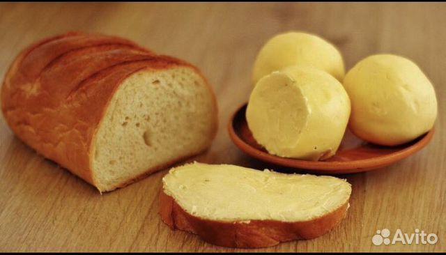 Деревенское сливочное масло, молочные продукты  89270525222 купить 1