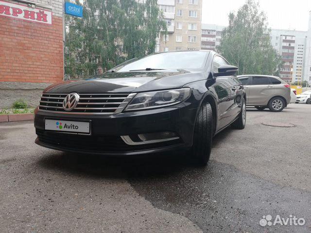 Volkswagen Passat CC, 2014