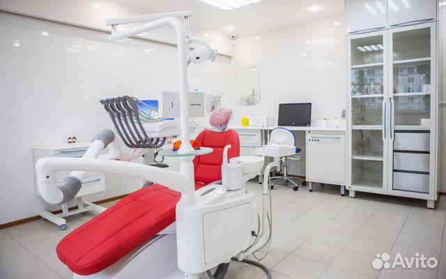 89220004530  Стоматологический кабинет с хорошим ремонтом