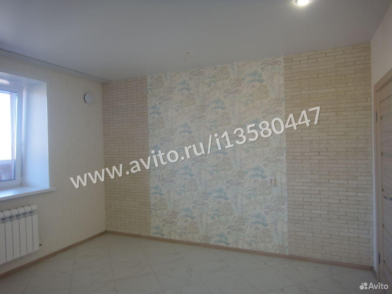 2-к квартира, 62.3 м², 4/5 эт.