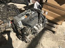 Двигатель Honda Accord k24a8