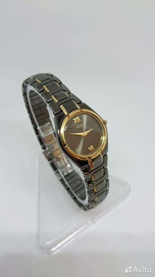 Женские наручные часы Seiko 1N00-0LS0 R2  89525003388 купить 6