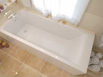 Ванна, искусственный камень - литьевой мрамор