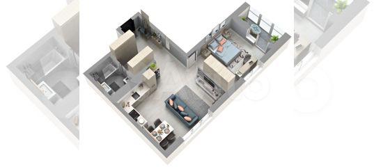 2-к квартира, 56 м², 13/31 эт. в Свердловской области | Покупка и аренда квартир | Авито