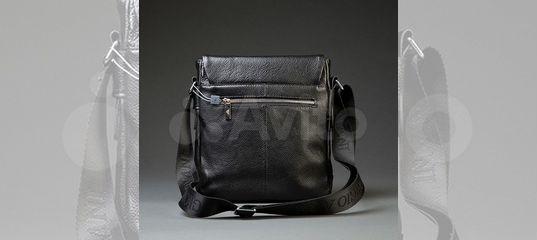 94d6fa0d2b3b Мужская кожаная сумка Armani Large Мужские сумки купить в Москве на Avito —  Объявления на сайте Авито