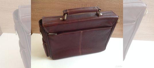 14853ac3edc4 Портфель мужской из натуральной кожи купить в Москве на Avito — Объявления  на сайте Авито