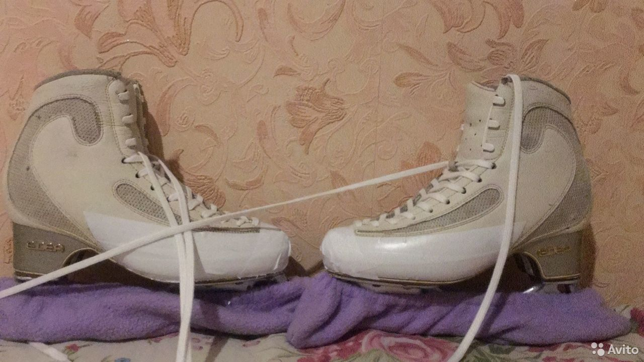 Ботинки фигурные edea ice fly  89221399556 купить 1