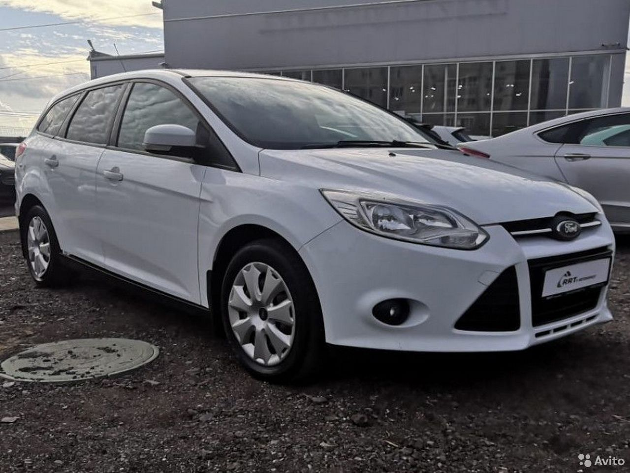 Ford Focus, 2013  84722429235 купить 9
