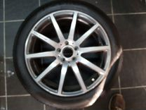 Кованый диск AMG mercedes R19 222