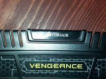 Ddr3 16gb (2 x 8gb) corsair vengeance — Товары для компьютера в Кемерово