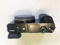 Sony a6000 пробег 1324