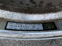 Кованые японские диски Rays R19 5-114,3