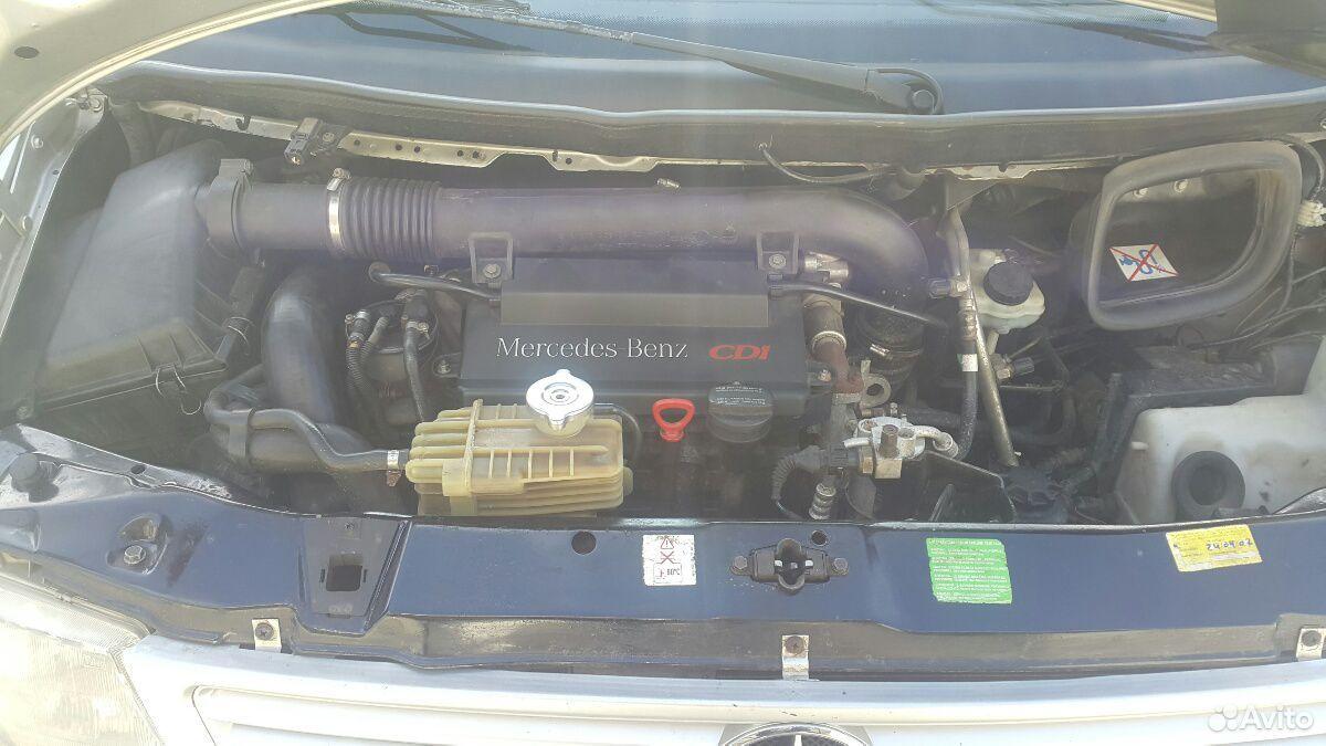 Mercedes-Benz Vito, 2002  89586162999 купить 7