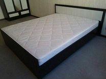 Кровать с матрасом Аскона.Новое в упаковке