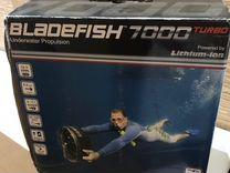 Подводный буксировщик Bladefish 7000 Turbo