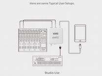Звуковая карта Korg для iPad/iPhone