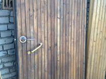 Двери входные, комплект, 3 штуки