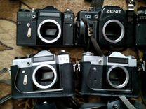 Фотоаппарат Зенит без объектива