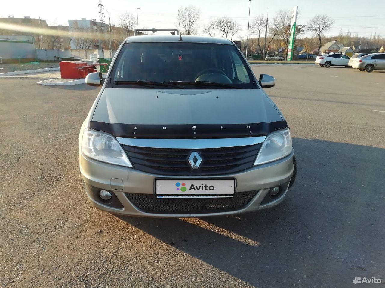 Renault Logan, 2011  89613558476 kaufen 2