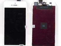 Дисплей iPhone 5S / SE оригинал (белый)