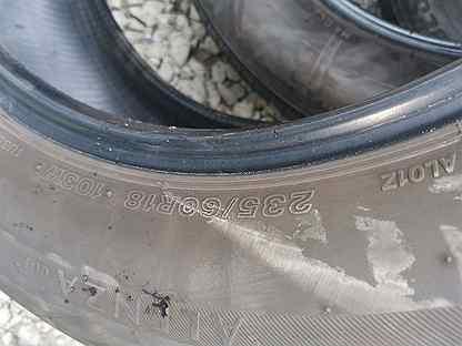 Bridgestone Alenza 235/60 R18 2019 г