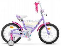 Детский велосипед Stels Joy 16 новый на гарантии