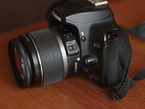 Canon EOS-1000D Body / kit (в отличном состоянии)