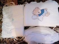 Балдахин-Бортики-одеяло. Новое