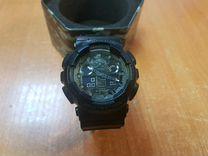 Часы Casio g shock GA-100-1A
