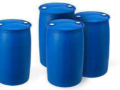 бочки пластиковые 200 литров для дачи