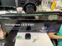 Hologram LED FAN 3D