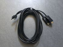 Кабель Mini DisplayPort DP на hdmi — Товары для компьютера в Волжском
