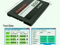 Новый SSD 120 Gb Sata3