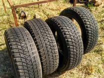 Продам комплект зимних шин Michelin