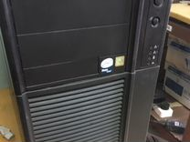 Сервер (2 x xeon 5205, 16gb RAM, 1,5TB)