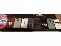 Чехлы на айфон 7+, 8+, Самсунг s 9 +