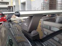 Багажник на крышу Mazda 3 (new)