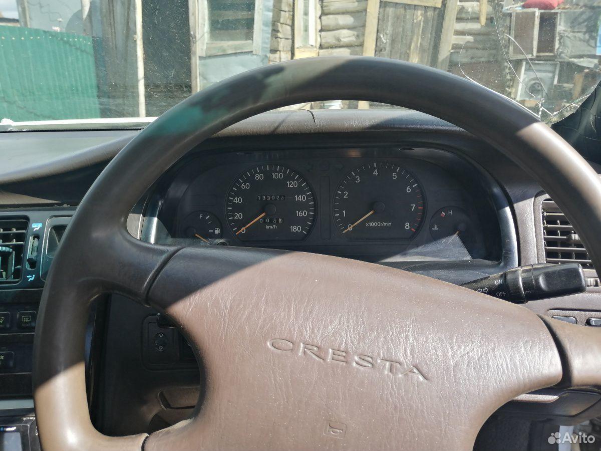 Toyota Cresta, 1993  89644602145 купить 9