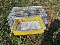 Клетки для кроликов, крыс, хомяков и т.д