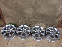 Оригинальные диски Subaru R17